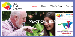 The Brain Charity Neurosupport Website