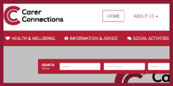 Carer Connections Website